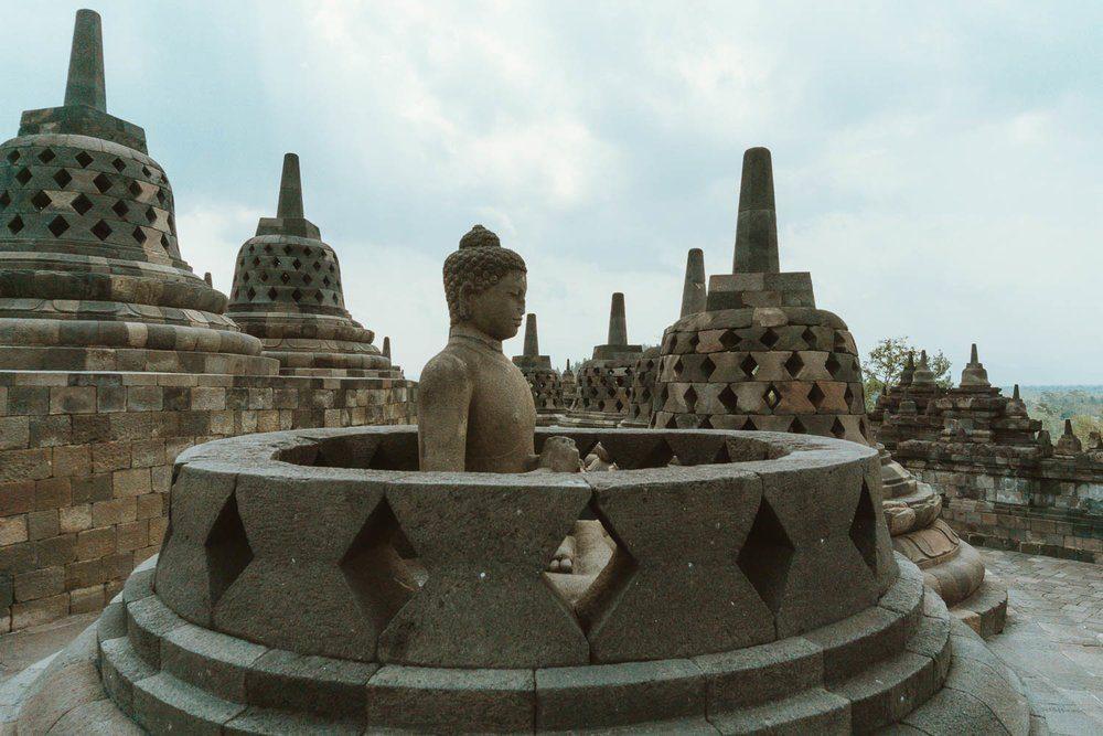 O que você precisa saber sobre os templos de Yogyakarta, na Indonésia