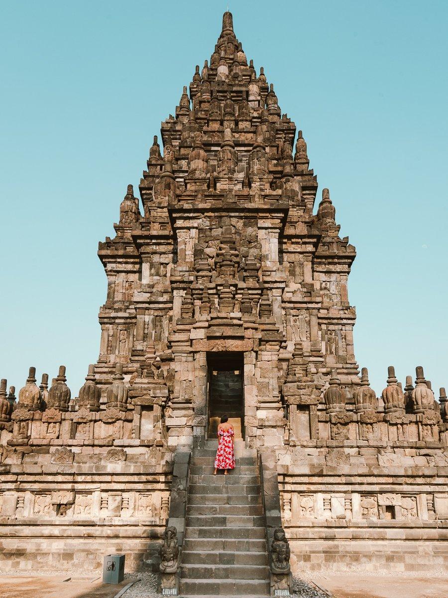Prambanan-Yogyakarta-Java-Indonesia