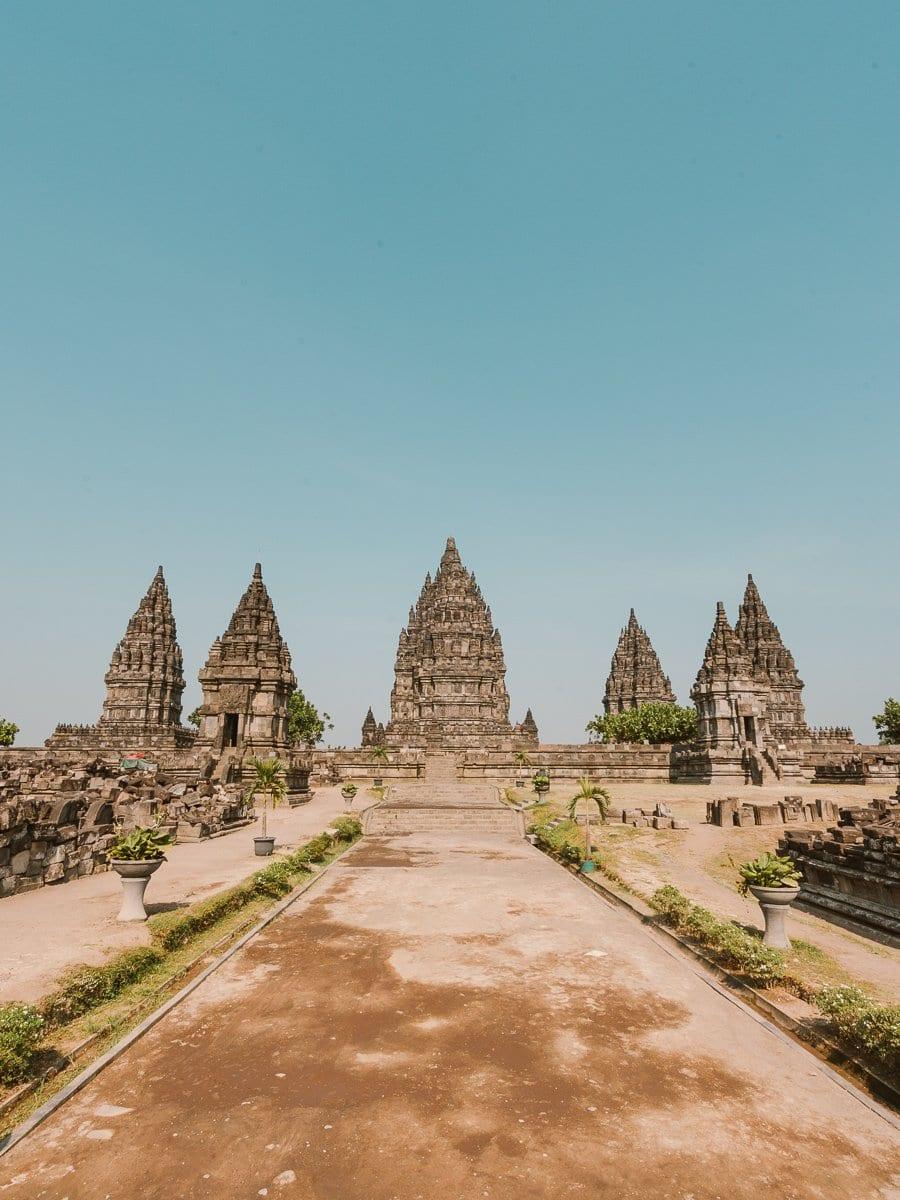 Prambanam-Yogyakarta-Java-Indonesia