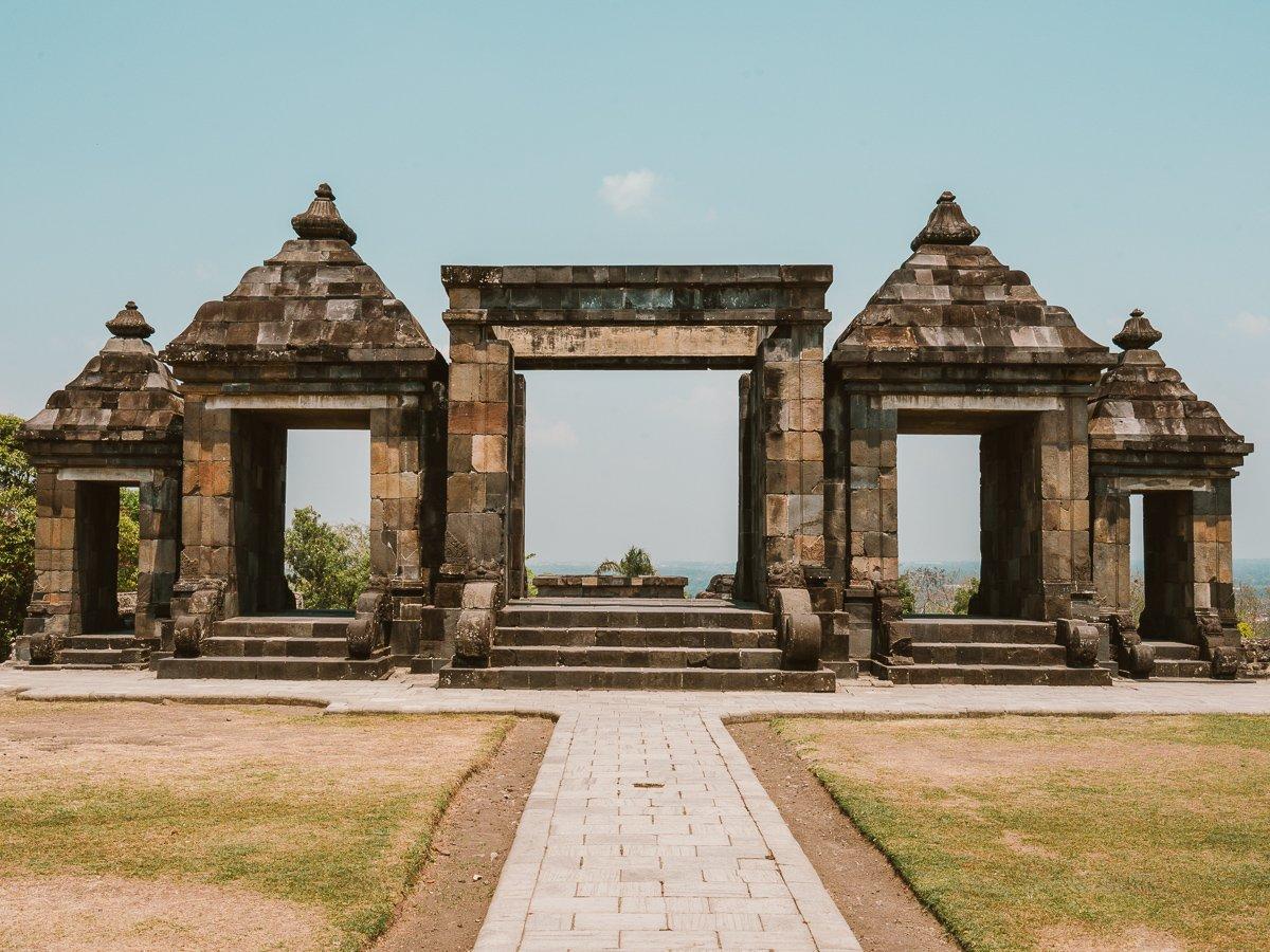 Keraton-Ratu-Boko-Yogyakarta-Java-Indonesia