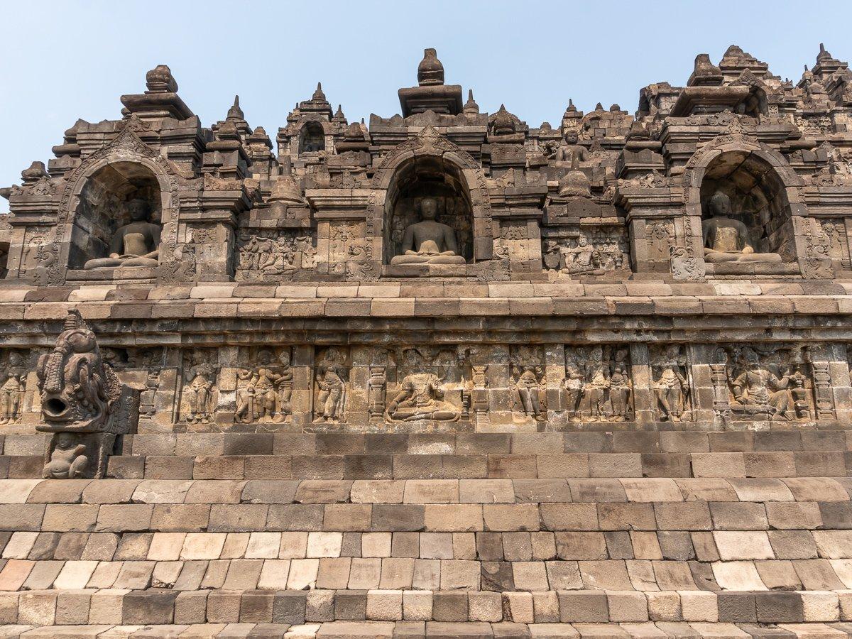 Borobudur-Yokyakarta-Java-Indonesia