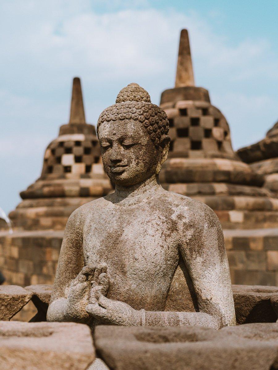Brorobudur-Yogyakarta-Java-Indonesia