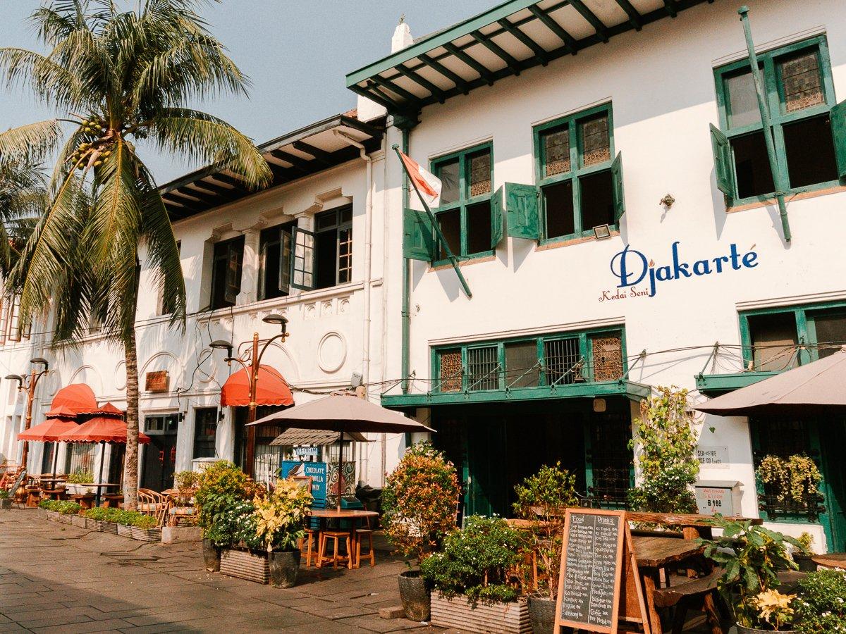 Jakarta-itinerary