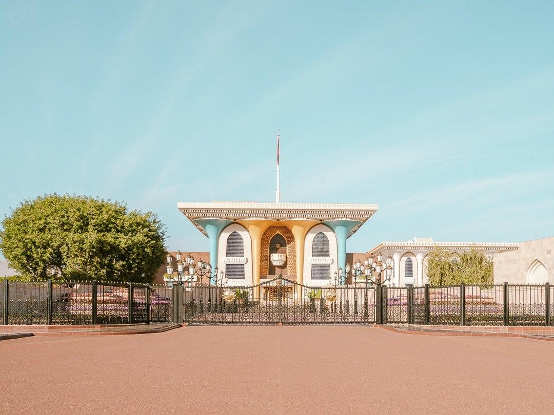 Al-Alam-Palace-Mascate-Omã