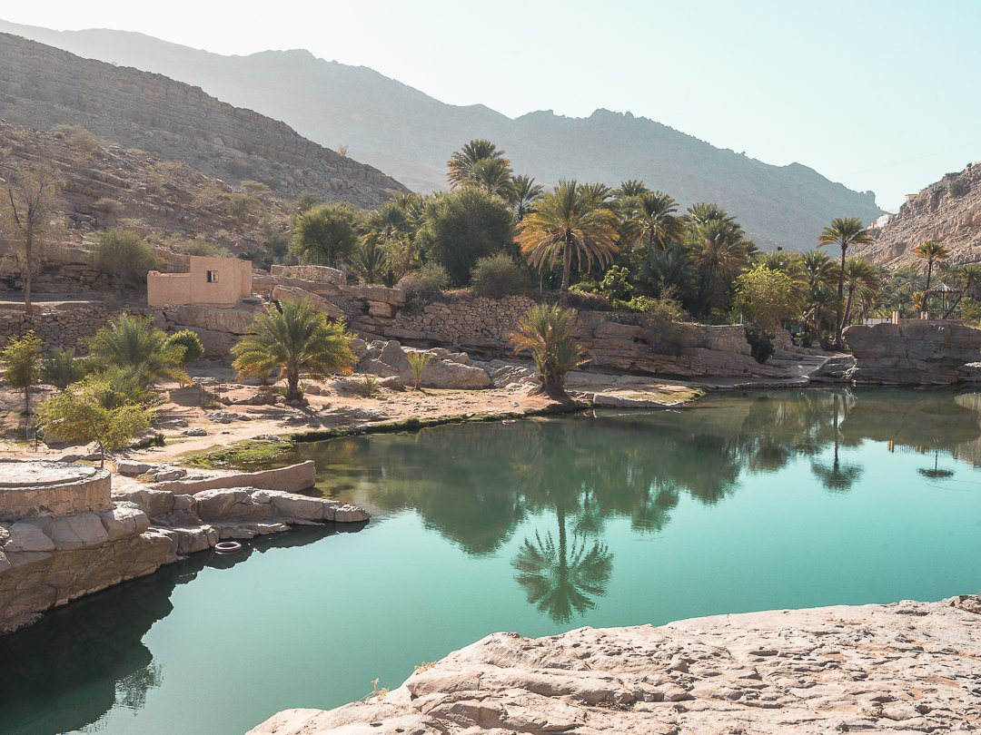 Wadi-Shab-Oman