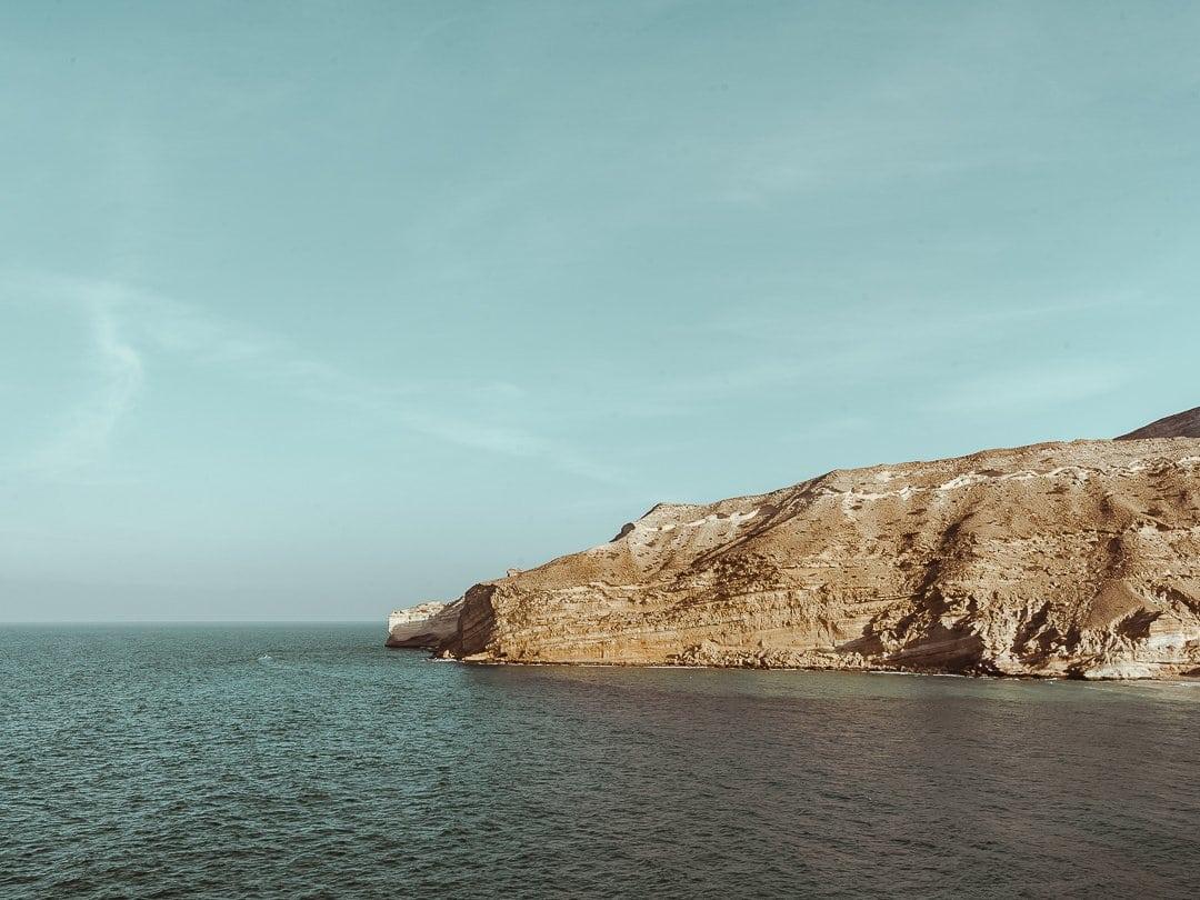Praias-mascate-Omã
