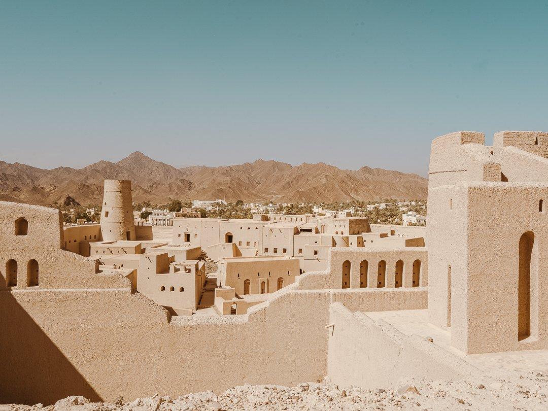 Bahla-Fort-Nizwa-Oman