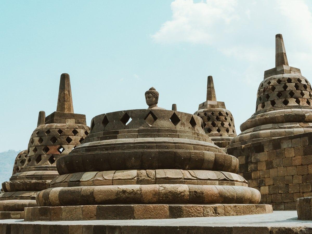 Java-itinerary-Yogyakarta-Borobudur