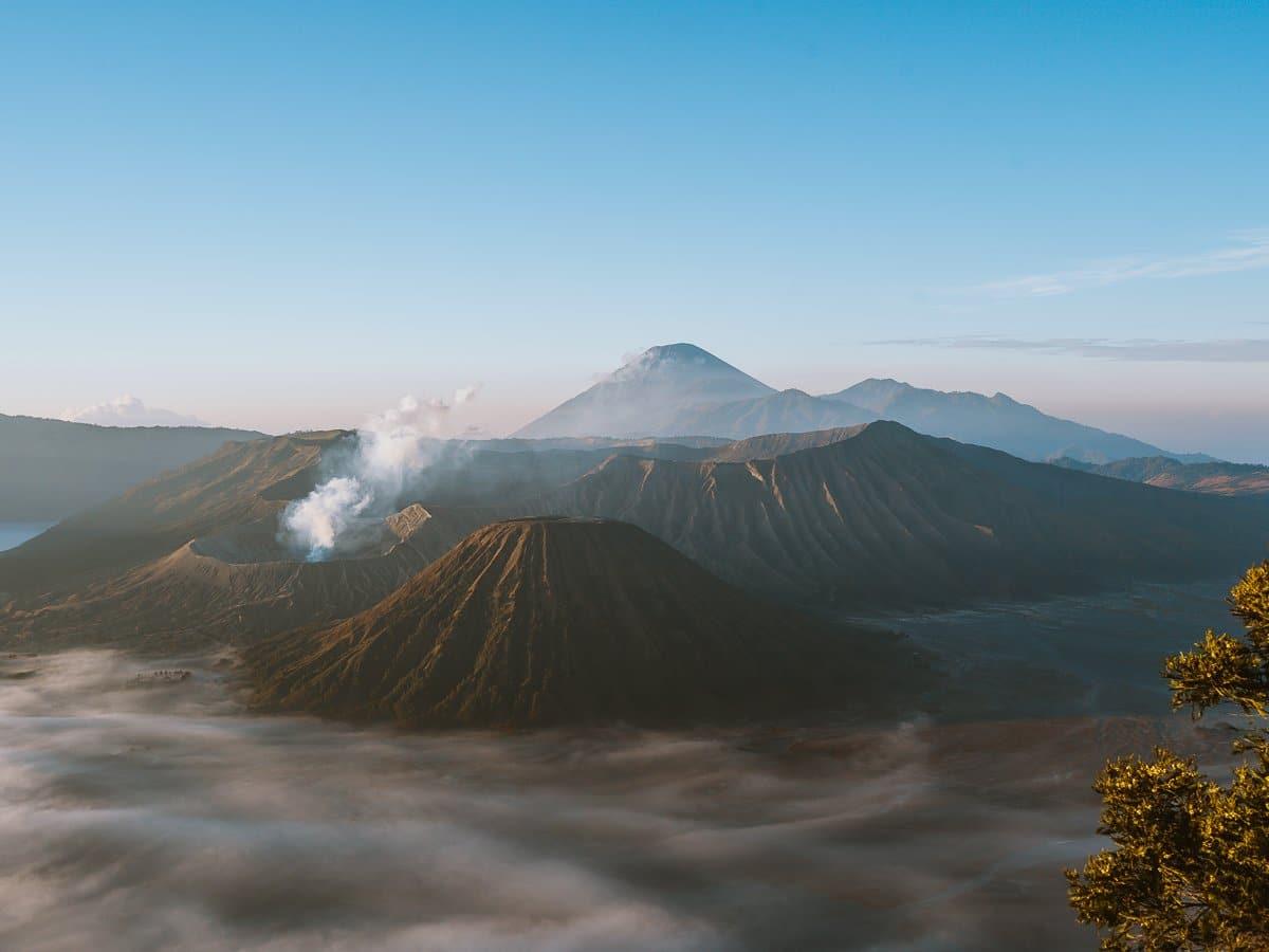 Monte-Bromo-Malang-Java-itinerary