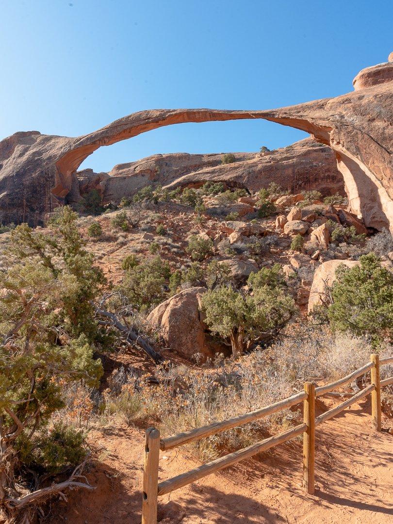Landscape-Arch-Hike-Arches-National-Park