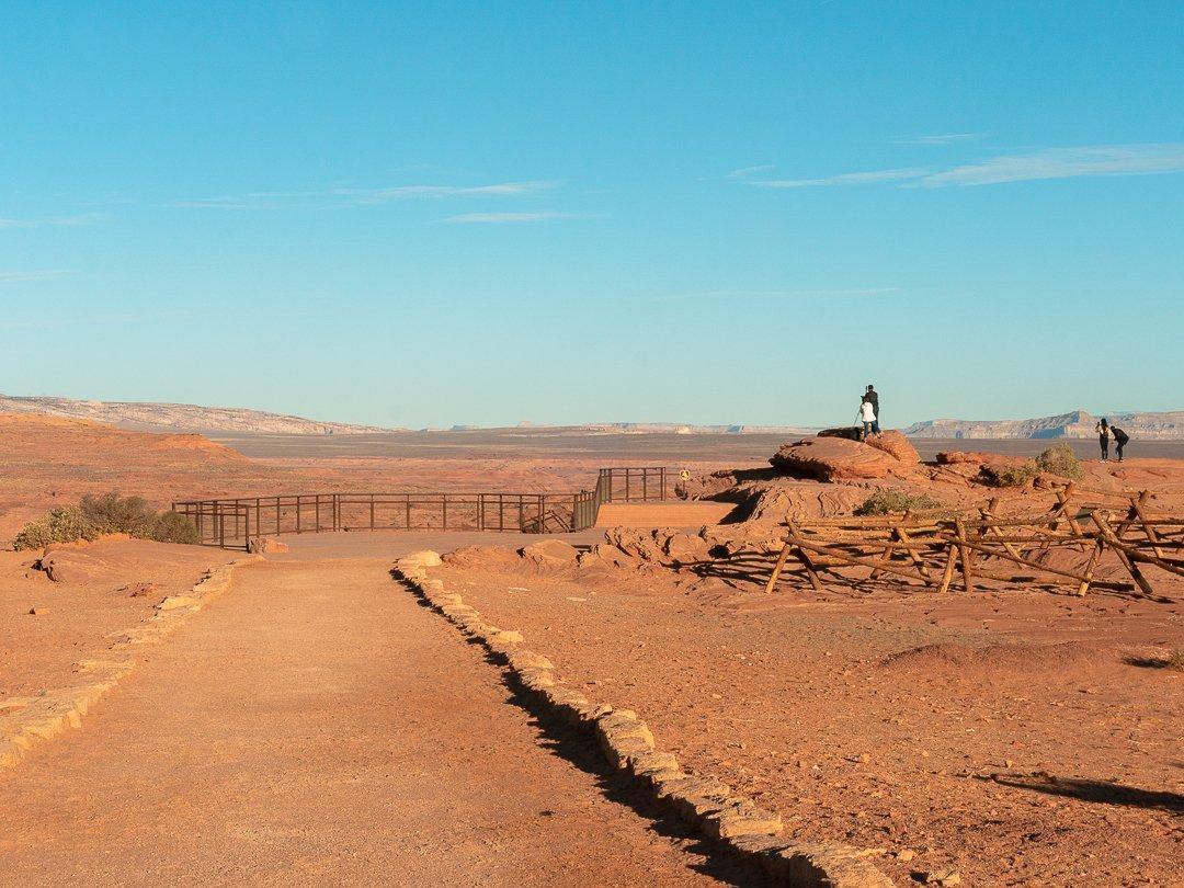 Horseshoe-Bend-Trail-Path