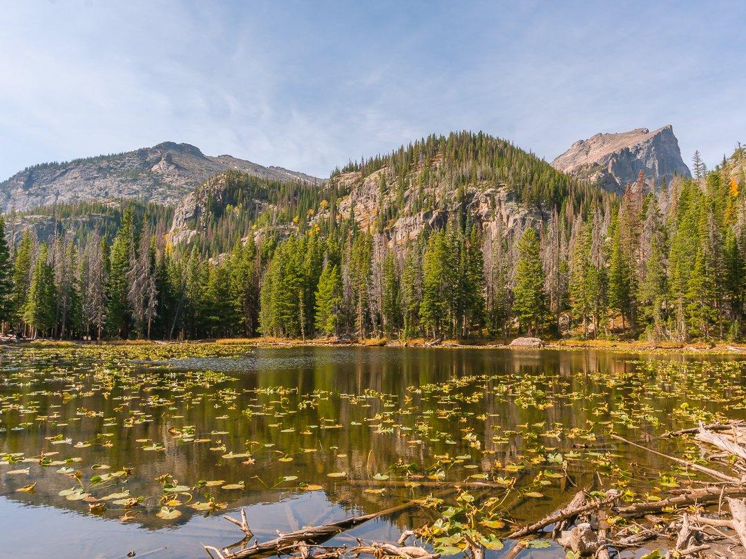 Nymph-Lake-Rocky-Mountain-National-Park