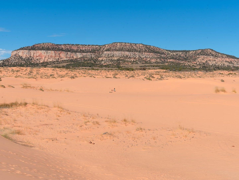 Coral-Pink-Sand-Dunes-State-Park-Utah