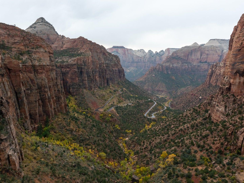 Utah-National-Park-Itinerary-Zion-National-Park