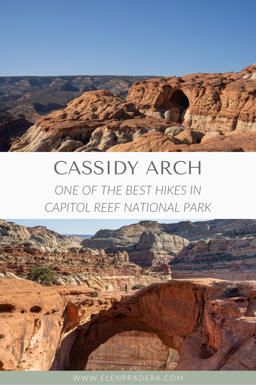 Cassidy Arch Trail