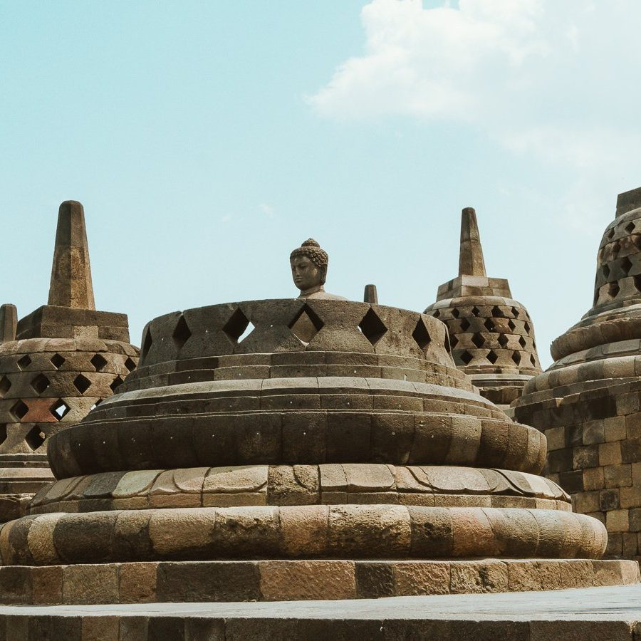Borobudur-temple-Yokyakarta-Java-Indonesia
